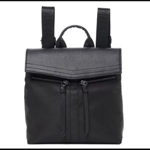 Botkier black mini backpack